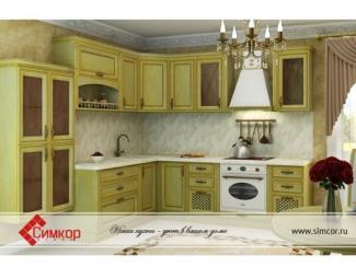 Кухня Изабелла - Мебельная фабрика «Симкор»