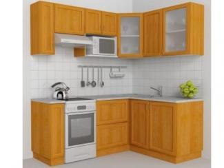 Кухонный гарнитур Вишня Оксфорд - Мебельная фабрика «Московский мебельный альянс»