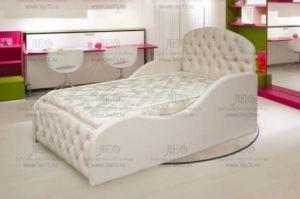 Детская кровать Принцесса - Мебельная фабрика «Лео»