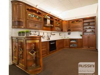 Кухонный гарнитур угловой Верона - Мебельная фабрика «Руссини»
