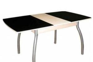 Стол раздвижной стеклянный М142.65