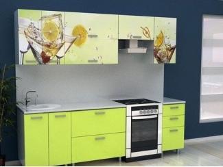 Кухня фотопечать 002 - Мебельная фабрика «Гранд Мебель 97»