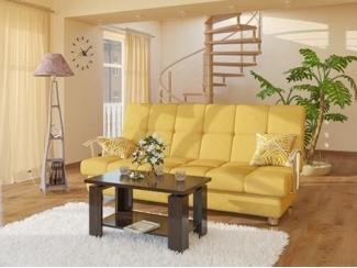 Диван прямой Лотос - Мебельная фабрика «Элика мебель»