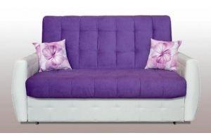 Диван Лотос прямой с мягкими боками - Мебельная фабрика «Gamag»