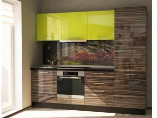 Кухня прямая 1502 - Мебельная фабрика «Командор»