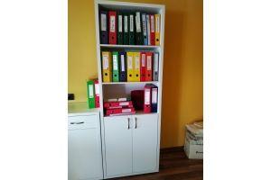 Шкаф для офиса 8 - Мебельная фабрика «Орвис»