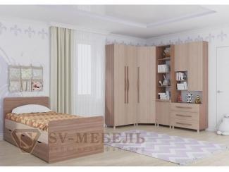 Модульная мебель для подростков Алекс 1 - Мебельная фабрика «SV-мебель»
