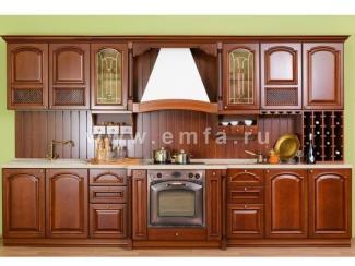 Кухонный гарнитур прямой DOMENICA - Мебельная фабрика «Энгельсская (Эмфа)»