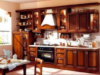 Кухня Рикко с патиной - Салон мебели «МебельГрад»