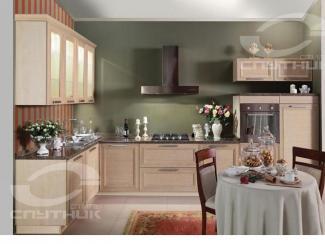 Кухня Вирджиния - Мебельная фабрика «Спутник стиль»