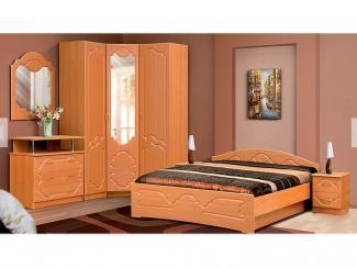 Спальный гарнитур Диана 1 - Мебельная фабрика «Скиф»