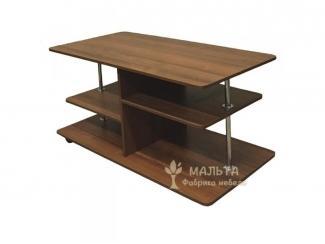 Журнальный стол с полками 15Г