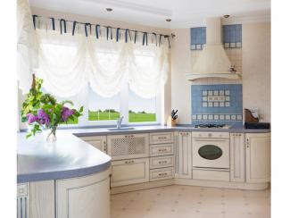 Кухня угловая Хизер патина - Мебельная фабрика «Вариант М»