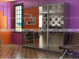 Шкаф-купе 15 - Мебельная фабрика «Люкс-С»