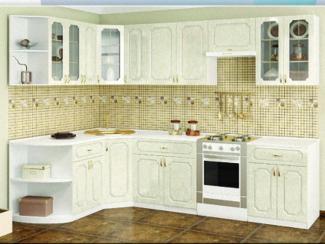 кухня угловая «Оникс» - Мебельная фабрика «Регина»