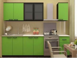 Кухонный гарнитур ЛДСП лайм - Мебельная фабрика «Вся Мебель»