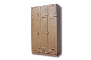 Шкаф распашной с антресолью - Мебельная фабрика «ЛТиК» г. Барнаул