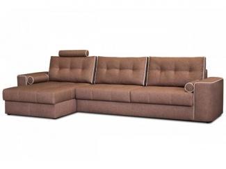Угловой диван с подголовниками Луссо Плюс - Мебельная фабрика «Могилёвмебель», г. - не указан -