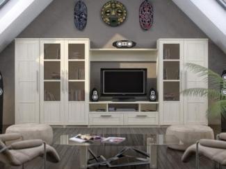 гостиная стенка Гранада - Мебельная фабрика «Артис»