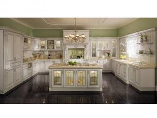 Кухня Руджери массив - Мебельная фабрика «Илья-Сейф (Добрые кухни)»