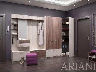 Прихожая Адора 2 - Мебельная фабрика «Ариани»
