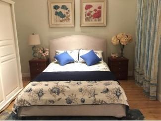 Комфортная кровать Прованс  - Импортёр мебели «CОMMODA (Китай, Таиланд)», г. Москва