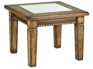 Стол журнальный Верди 4 - Мебельная фабрика «Пинскдрев»