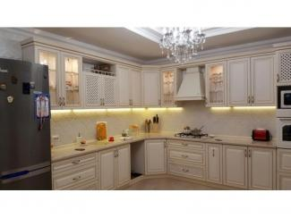 Угловая классическая кухня - Мебельная фабрика «Альфа-Мебель»