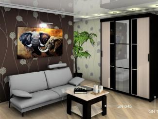 Шкаф-купе - Мебельная фабрика «SON&C»