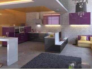 Угловая кухня Модерн 005 - Изготовление мебели на заказ «Ре-Форма»