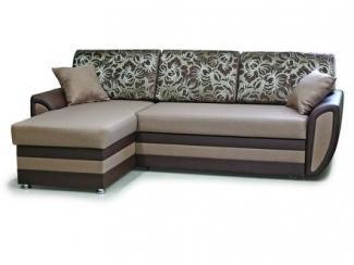 Высокий угловой диван Майами  - Мебельная фабрика «Царицыно мебель»