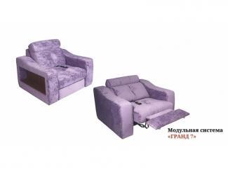 Кресло-реклайнер Гранд 7 - Мебельная фабрика «Ивушка» г. Усолье-Сибирское