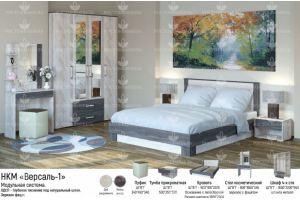 Модульная спальня Версаль 1 - Мебельная фабрика «Росток-мебель»