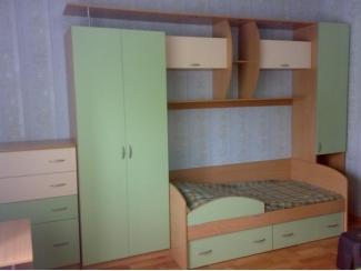 Детский гарнитур - Изготовление мебели на заказ «Fishburg»
