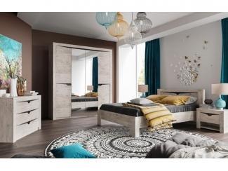 Спальный гарнитур Соренто - Мебельная фабрика «Мебельград», г. Брянск