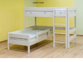 Кровать-чердак Анабель