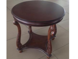 Стол журнальный Тоскано 16 без стекла - Мебельная фабрика «Вернисаж»