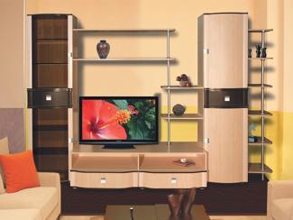 Гостиная стенка Натали модульная - Мебельная фабрика «Виктория»
