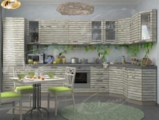 Кухня угловая «Provence russe» - Мебельная фабрика «Ладос-мебель»