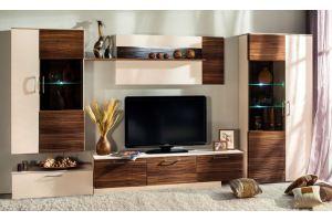 Стенка Савана - Мебельная фабрика «МиА»