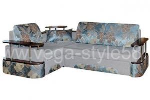 Диван Бристоль угловой - Мебельная фабрика «VEGA STYLE»
