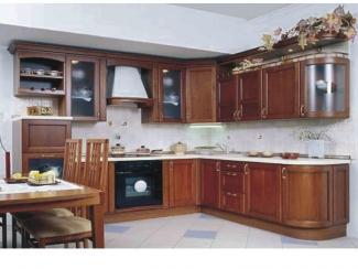 Кухня Ариэль массив - Салон мебели «МебельГрад»