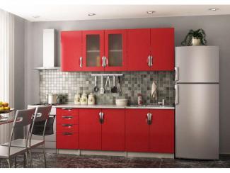 Кухонный гарнитур «А-17 Рубин» - Мебельная фабрика «ПО СМГ»
