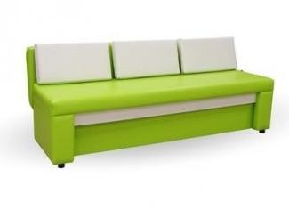 Зеленый кухонный диван Фаина  - Мебельная фабрика «Вологодская мебельная фабрика»