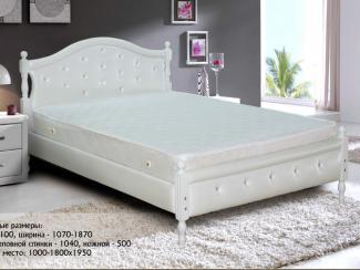 кровать Злата М7-М - Мебельная фабрика «Селена»