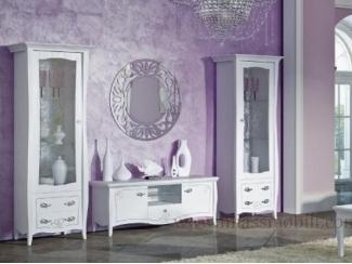 Гостиная классическая Виола - Мебельная фабрика «Миасс Мебель»