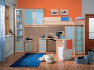 Детская 22 - Изготовление мебели на заказ «Детская мебель», г. Москва