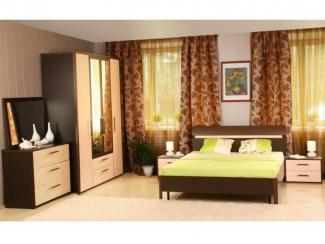 Спальня Паола - Мебельная фабрика «Карат-Е»