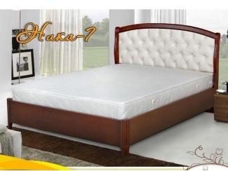 Кровать в спальню Ника 7 - Мебельная фабрика «НИКА»