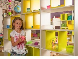 Детская Тетрис 1 - Мебельная фабрика «Квартира 48 (Камеа)»